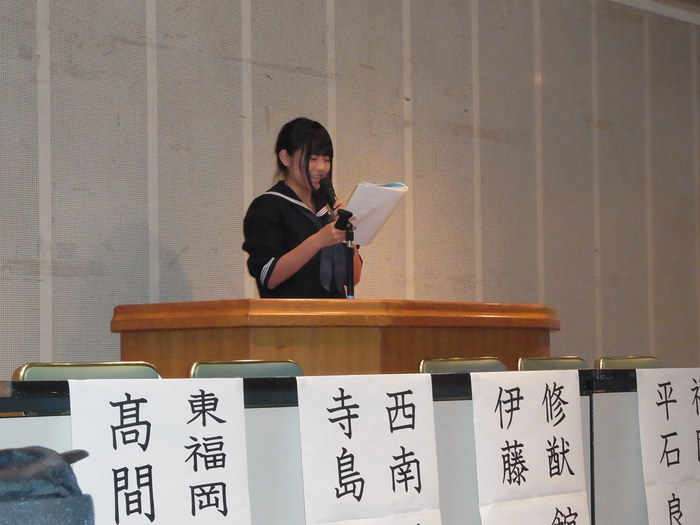 2013年度高校進学説明会のようす(第2部)_d0116009_8591990.jpg