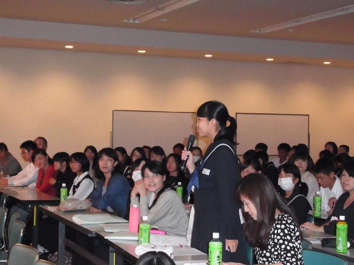 2013年度高校進学説明会のようす(第2部)_d0116009_942295.jpg