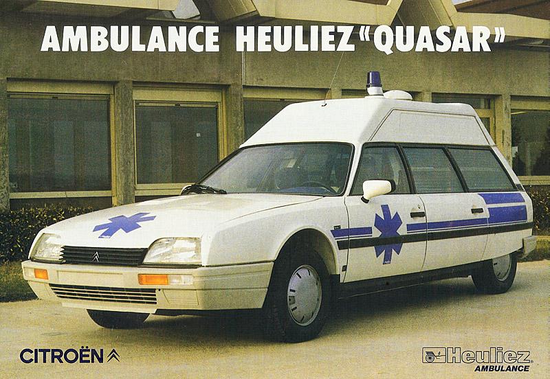 """AMBULANCE-HEULIEZ\""""QUASAR\""""_b0242510_22365310.jpg"""