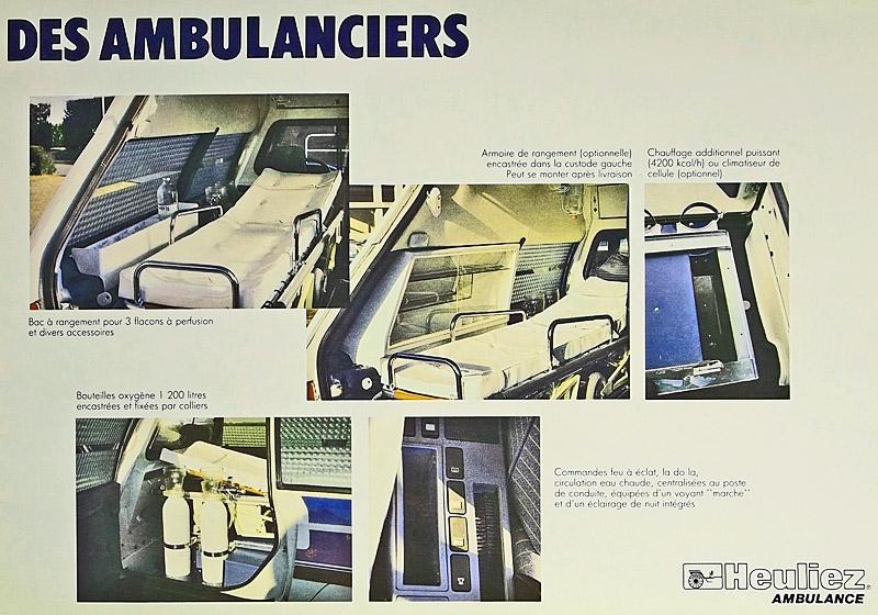 """AMBULANCE-HEULIEZ\""""QUASAR\""""_b0242510_22475950.jpg"""