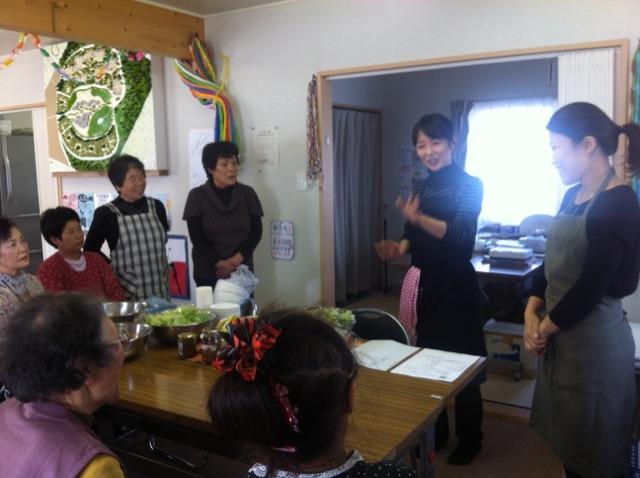 料理教室&リンパマッサージのコラボレッスン @仙台_f0141419_21344822.jpg