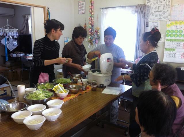 料理教室&リンパマッサージのコラボレッスン @仙台_f0141419_21352151.jpg