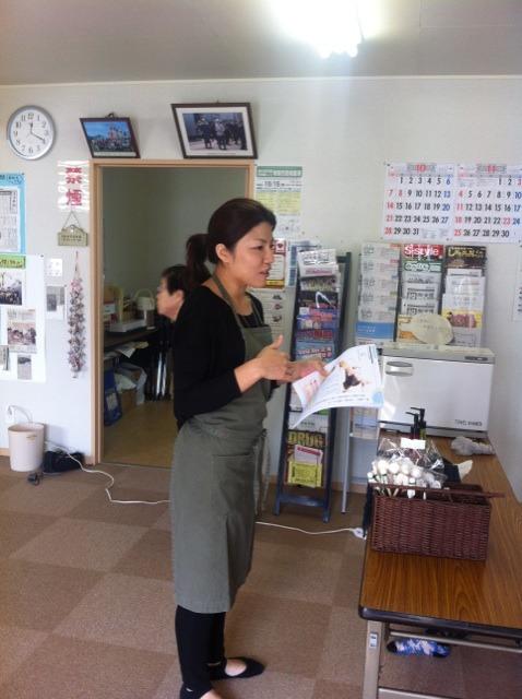料理教室&リンパマッサージのコラボレッスン @仙台_f0141419_21364542.jpg