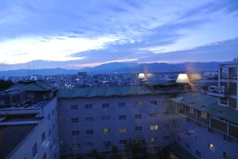 2012.10 京都 Vol.6 ウェスティン都ホテル京都 お部屋_e0219520_15511652.jpg