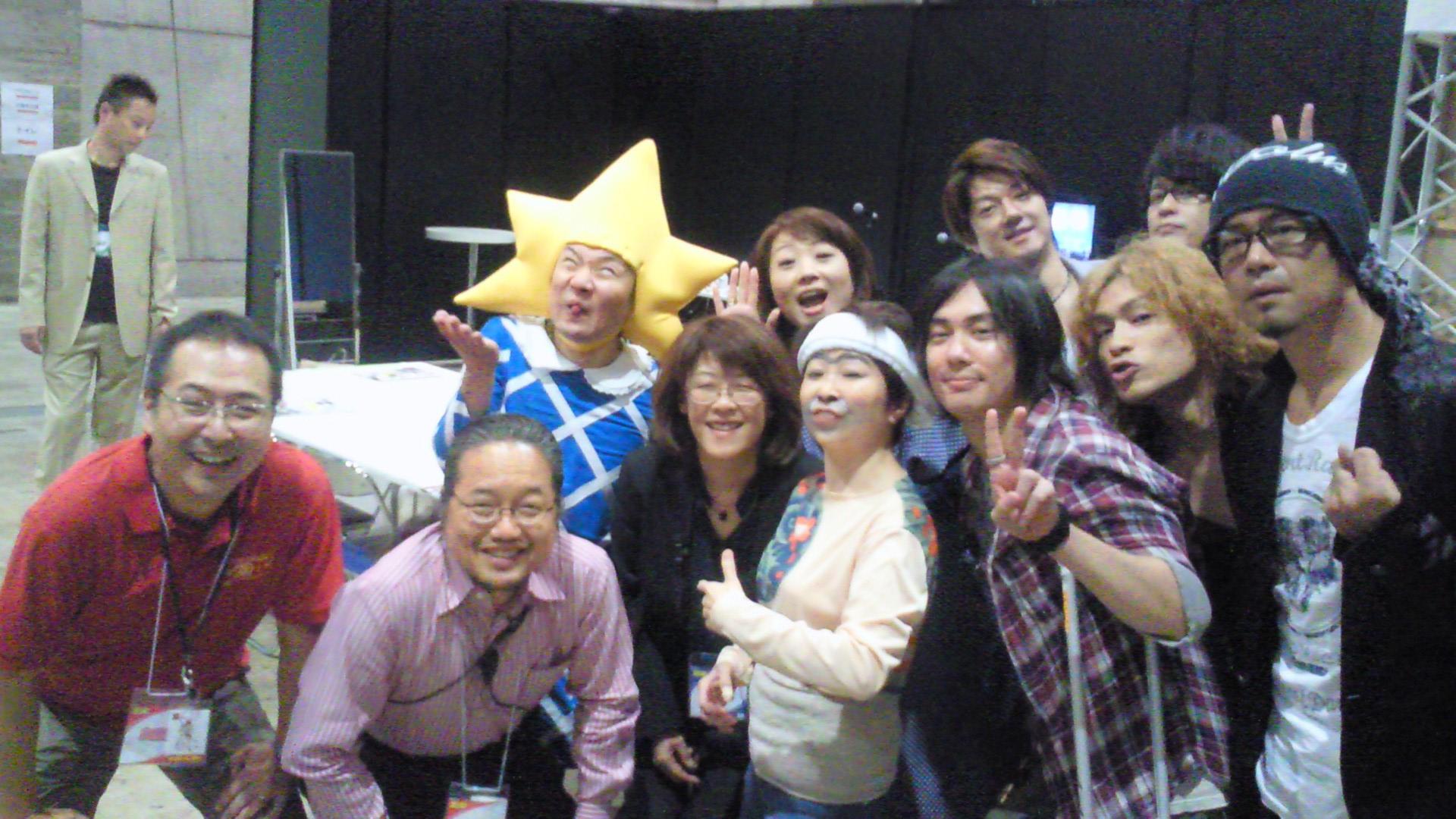 電撃大賞イベント終わりました!_a0163623_21493196.jpg