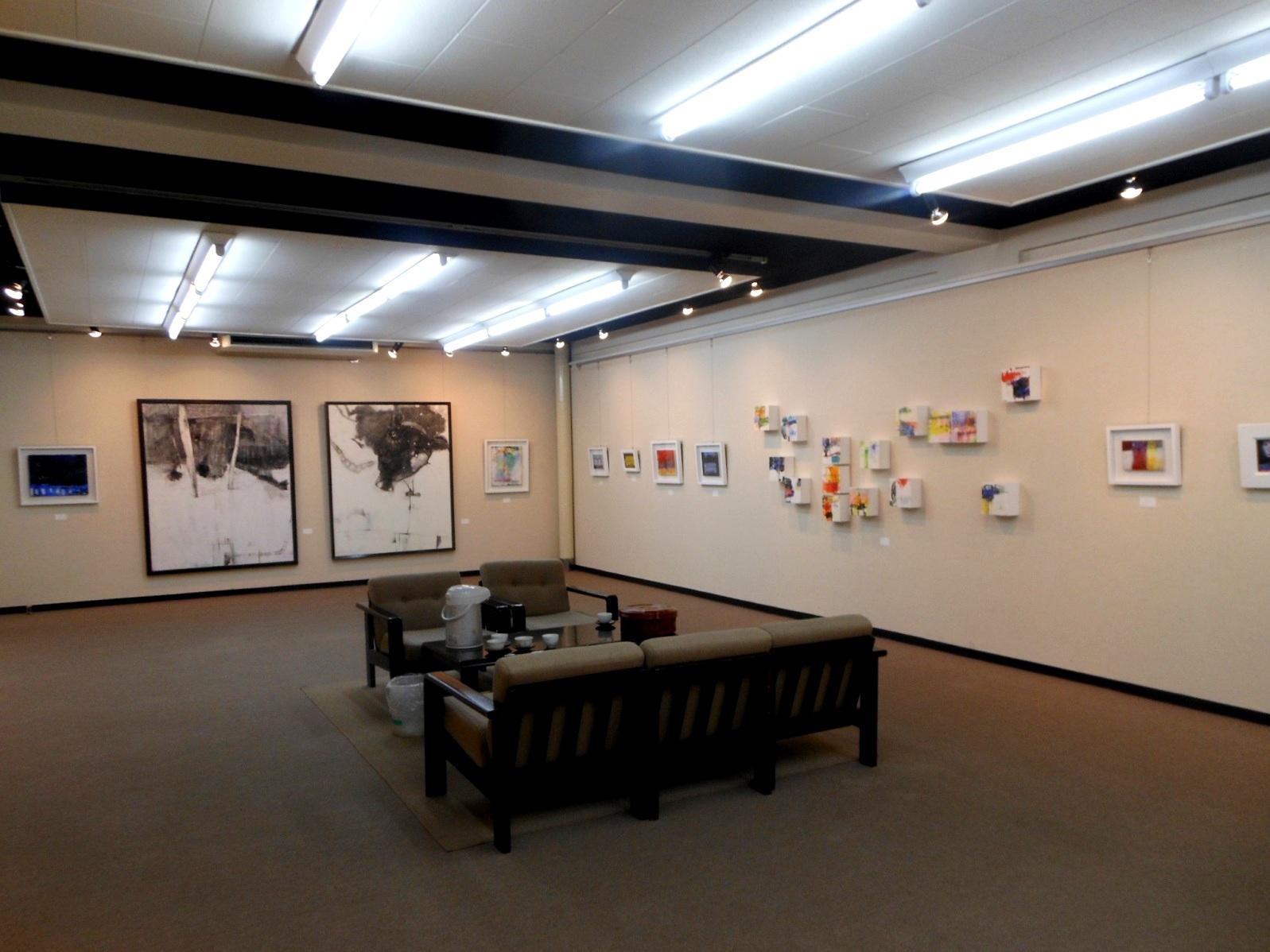 1843) 「佐藤愛子・作品展」 時計台 終了10月1日(月)~10月6日(土)  _f0126829_2030745.jpg