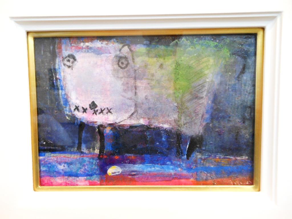 1843) 「佐藤愛子・作品展」 時計台 終了10月1日(月)~10月6日(土)  _f0126829_23433970.jpg