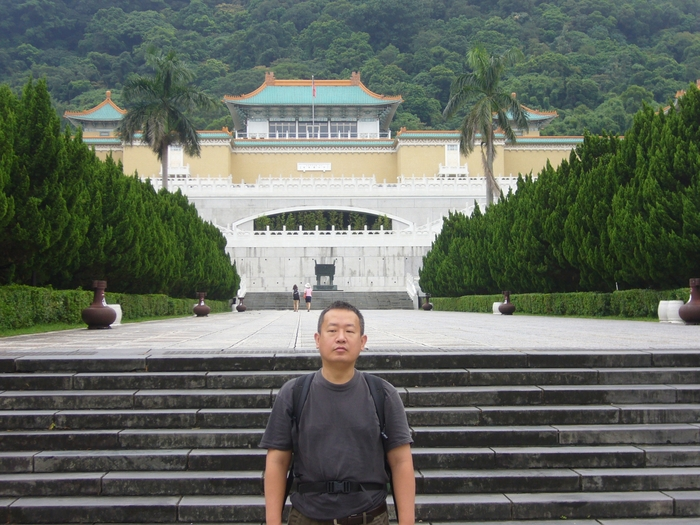 台湾旅行2012・その5(故宮博物館、エバー航空のキティちゃん祭り)_f0124235_21494256.jpg