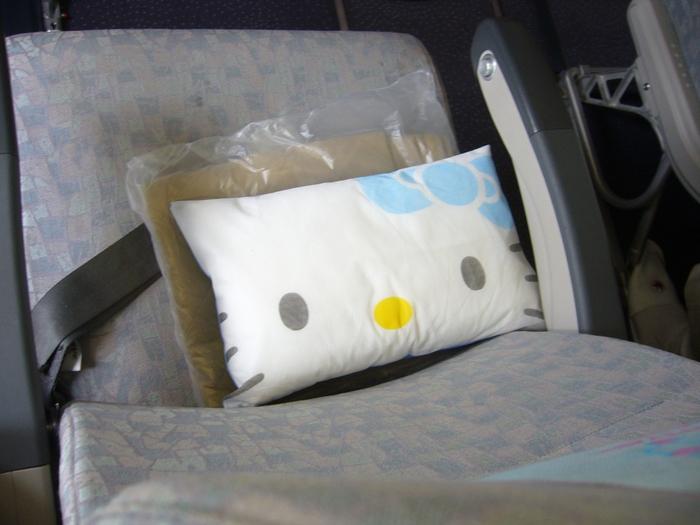 台湾旅行2012・その5(故宮博物館、エバー航空のキティちゃん祭り)_f0124235_21514947.jpg