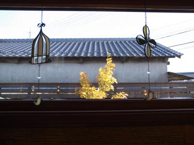窓の外に秋の色_a0014840_22353985.jpg