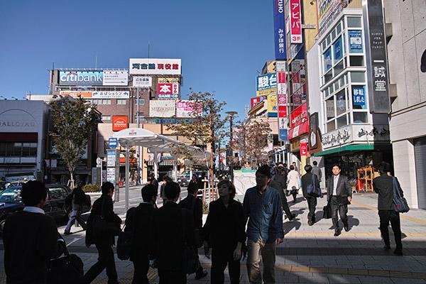 2012/10/24 自由が丘から大岡山@DP1Merrill_b0171364_1019090.jpg