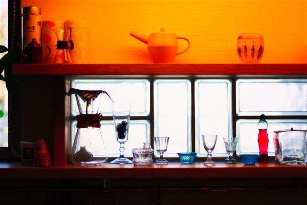 「鶴ヶ島の家」彩りのあるキッチン_f0230666_14242166.jpg