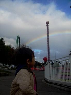 虹と北海道ルスツ_f0009169_6582944.jpg