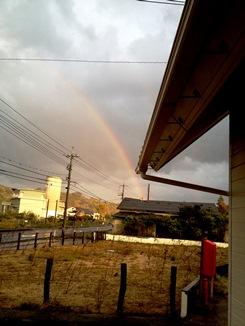 虹と北海道ルスツ_f0009169_6595978.jpg