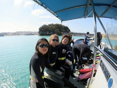 綺麗なサンゴポイントで体験ダイビング!_a0156273_12424836.jpg
