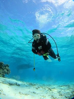 綺麗なサンゴポイントで体験ダイビング!_a0156273_12434233.jpg
