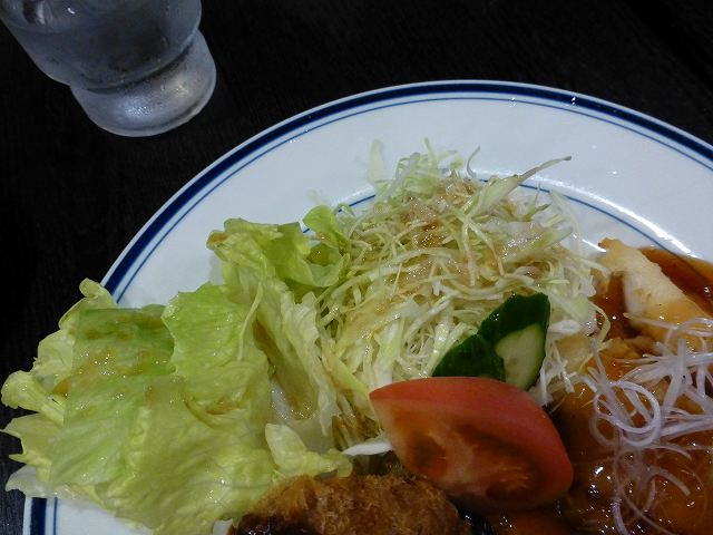 Cafe RESUTAURANT HIRO\'S      上新庄_c0118393_1954482.jpg