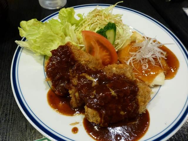 Cafe RESUTAURANT HIRO\'S      上新庄_c0118393_7403547.jpg