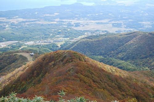 裏磐梯:猫魔ヶ岳【紅葉編】_c0124100_23532420.jpg