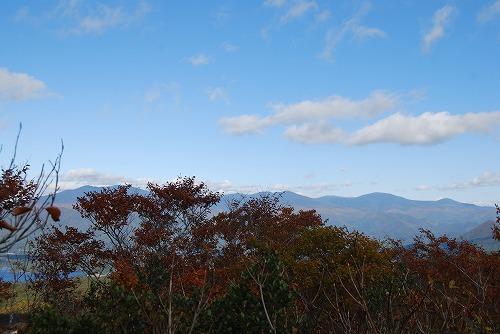 裏磐梯:猫魔ヶ岳【紅葉編】_c0124100_23542344.jpg
