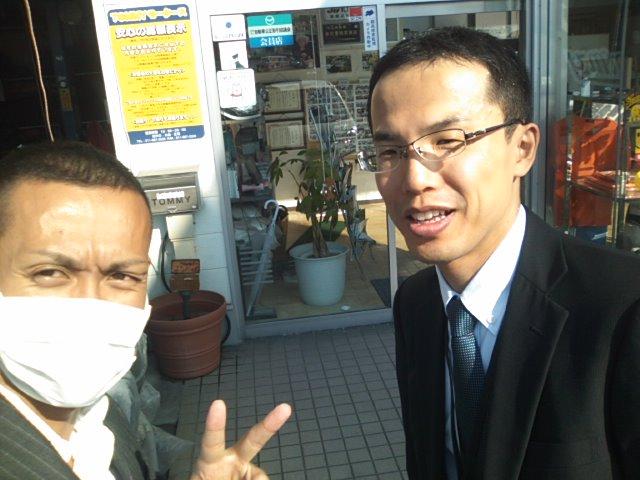 北洋銀行 ヤマサンご来店(^^)_b0127002_12291349.jpg