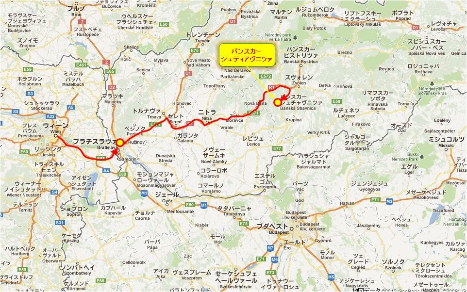 中欧家族旅行2012年08月-第五日目-スロヴァキア・バンスカー・シュチャヴニツァ到着_c0153302_15451022.jpg