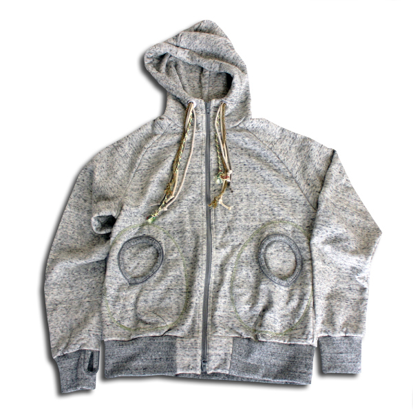 TUBUAN FULL ZIP PARKA / is-ness [イズネス]_c0222907_1852524.jpg