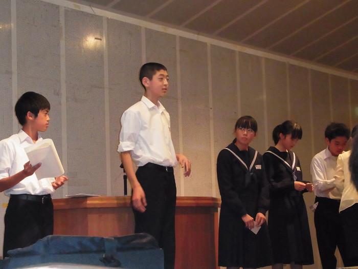 2013年度高校進学説明会のようす(第3部・第4部)_d0116009_8253745.jpg