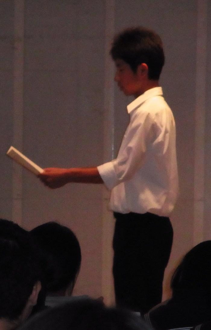 2013年度高校進学説明会のようす(第3部・第4部)_d0116009_8302635.jpg