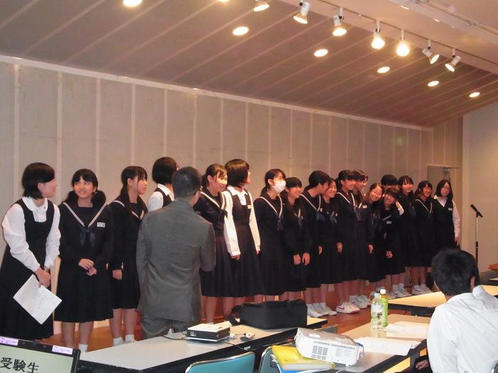 2013年度高校進学説明会のようす(第3部・第4部)_d0116009_842255.jpg