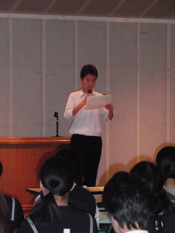 2013年度高校進学説明会のようす(第3部・第4部)_d0116009_8461567.jpg