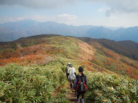 紅葉登山~念願の赤兎山②~_f0177714_13273224.jpg