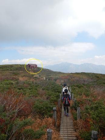紅葉登山~念願の赤兎山②~_f0177714_13305822.jpg