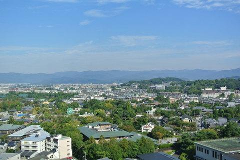 2012.10 京都 Vol.8 ウェスティン都ホテル京都 クラブラウンジ_e0219520_1557396.jpg