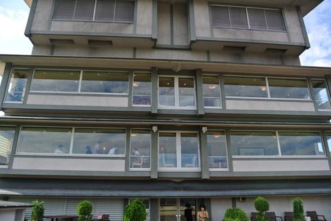 2012.10 京都 Vol.8 ウェスティン都ホテル京都 クラブラウンジ_e0219520_15593572.jpg