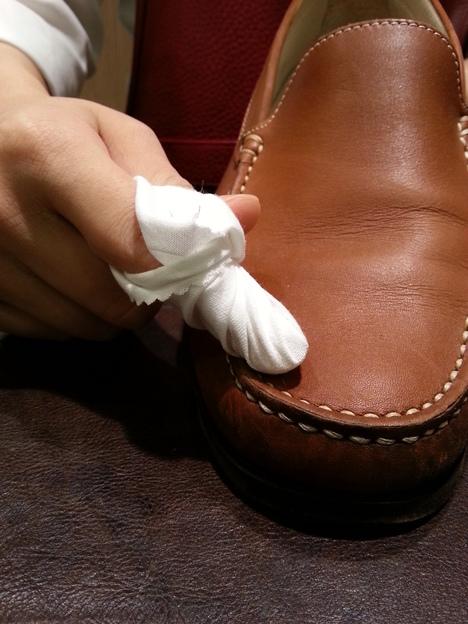靴を水洗いします~大吟嬢♪_b0226322_17164971.jpg