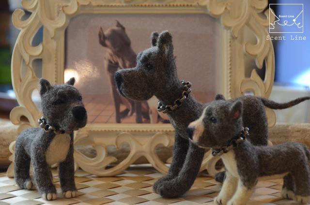 新コラボ企画「犬同伴OK!ニードルフェルトドッグ」教室_c0099133_18193094.jpg