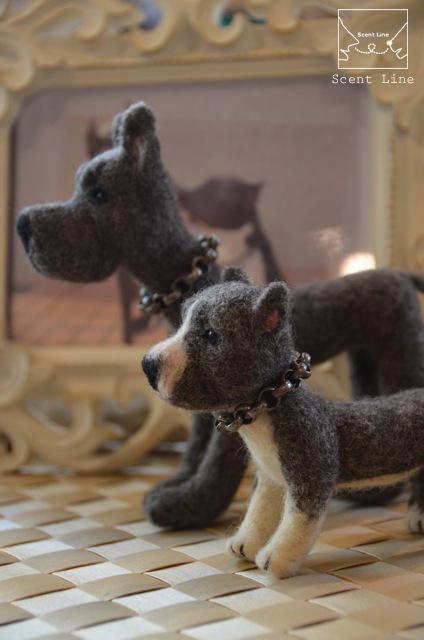 新コラボ企画「犬同伴OK!ニードルフェルトドッグ」教室_c0099133_18201597.jpg