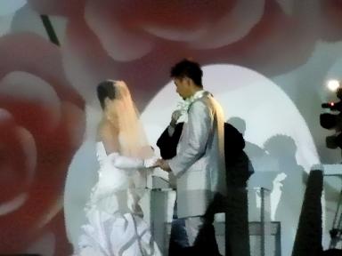 結婚式 inつくば_c0181538_1439476.jpg