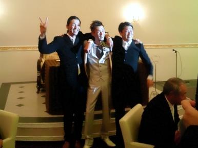 結婚式 inつくば_c0181538_14414497.jpg