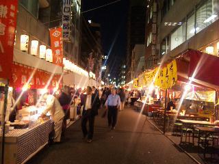 祭りの季節〜日本橋べったら市〜_a0103940_2355211.jpg