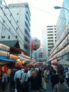 祭りの季節〜日本橋べったら市〜_a0103940_2355212.jpg