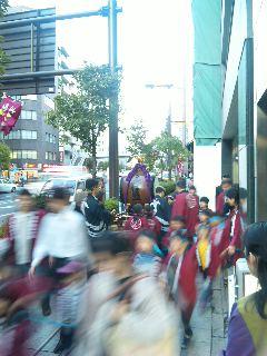 祭りの季節〜日本橋べったら市〜_a0103940_2355271.jpg