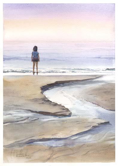 海と子供_f0176370_2281244.jpg