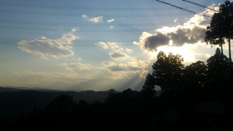 妙高山の三段錦。_d0182179_19532079.jpg