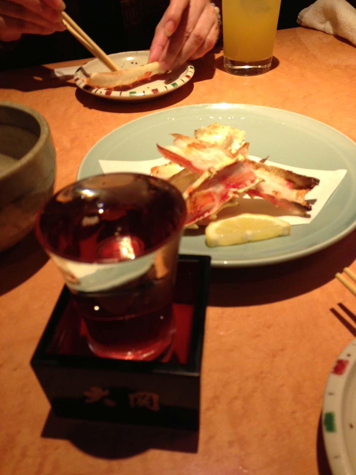 千駄ヶ谷「函館海鮮 漁火」_a0271402_8421020.jpg
