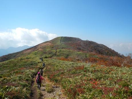 紅葉登山~念願の赤兎山③~_f0177714_16345182.jpg