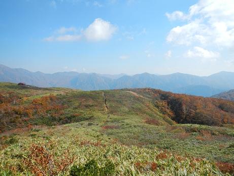紅葉登山~念願の赤兎山③~_f0177714_16365267.jpg