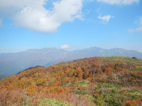 紅葉登山~念願の赤兎山③~_f0177714_16373423.jpg