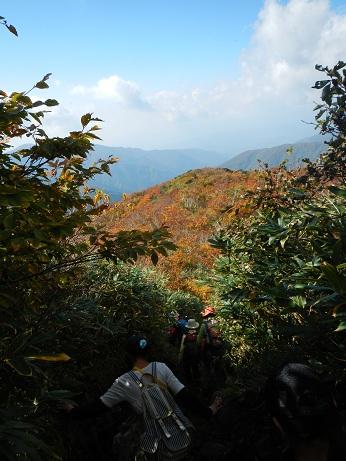 紅葉登山~念願の赤兎山③~_f0177714_16401698.jpg